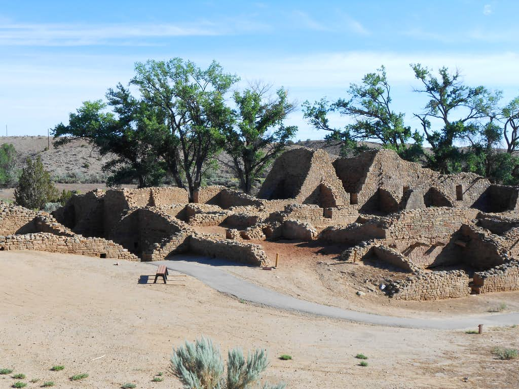 Aztec Ruins National Monument, CO