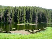 Beglika- Chukura lake