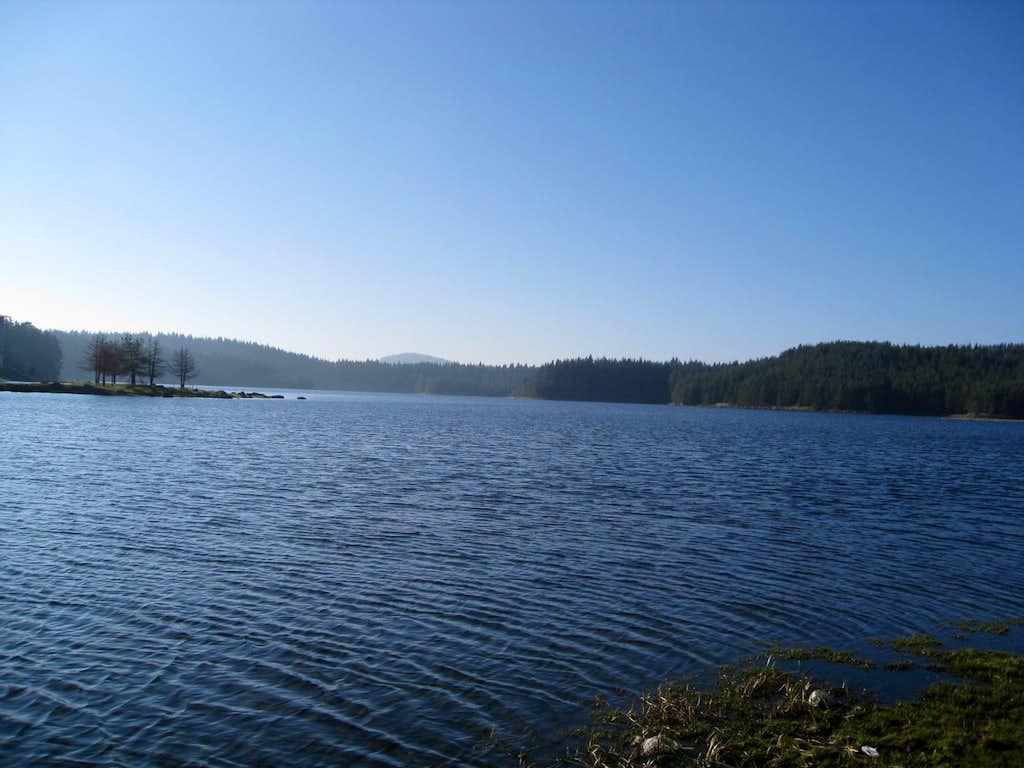 Beglika- Golyam Beglik dam