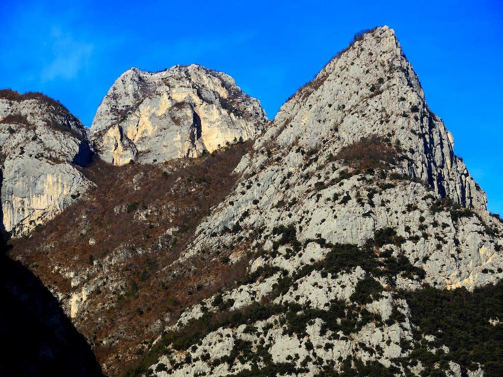 Cima Capi seen from Pregasina