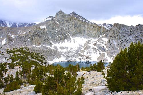 Lake in John Muir Wilderness
