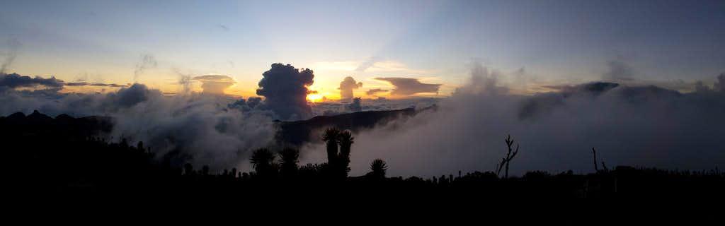 Arenales, Nevado del Tolima, Colombia