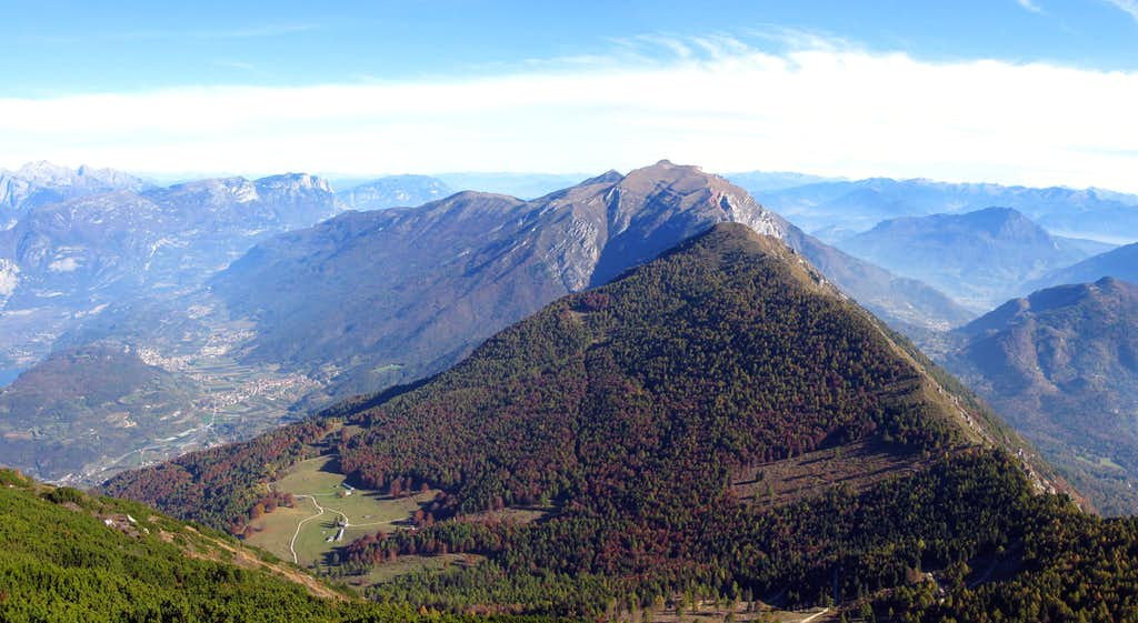 Hike to Monte Stivo