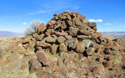 Large Cairn