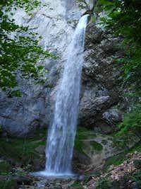 The Wildensteiner Wasserfall...
