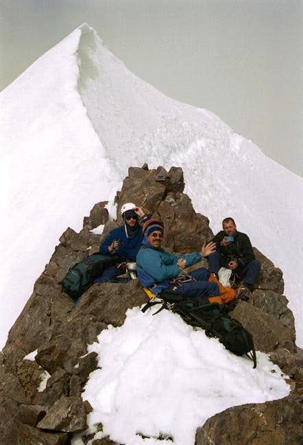 Tea break on the North Summit