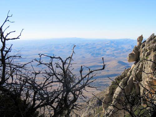 On Bear Canyon Trail
