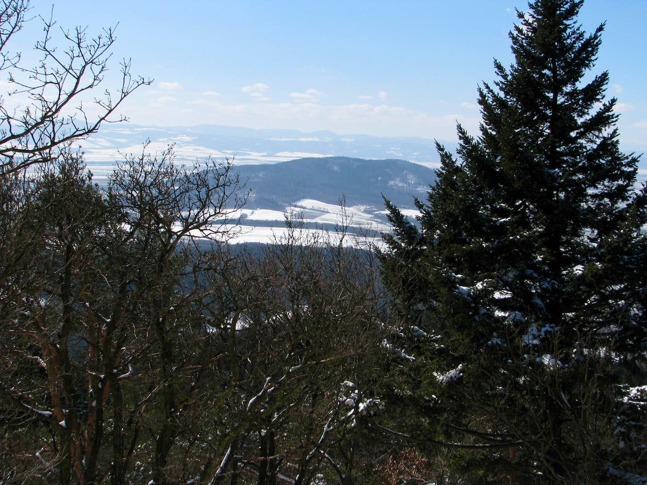 Kiełczyn Hills from Radunia