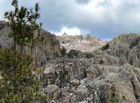 Castle Black (Elk Peak)