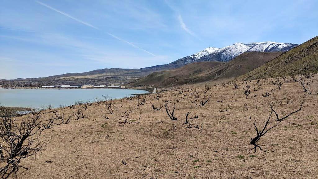 Silver Lake and Peavine