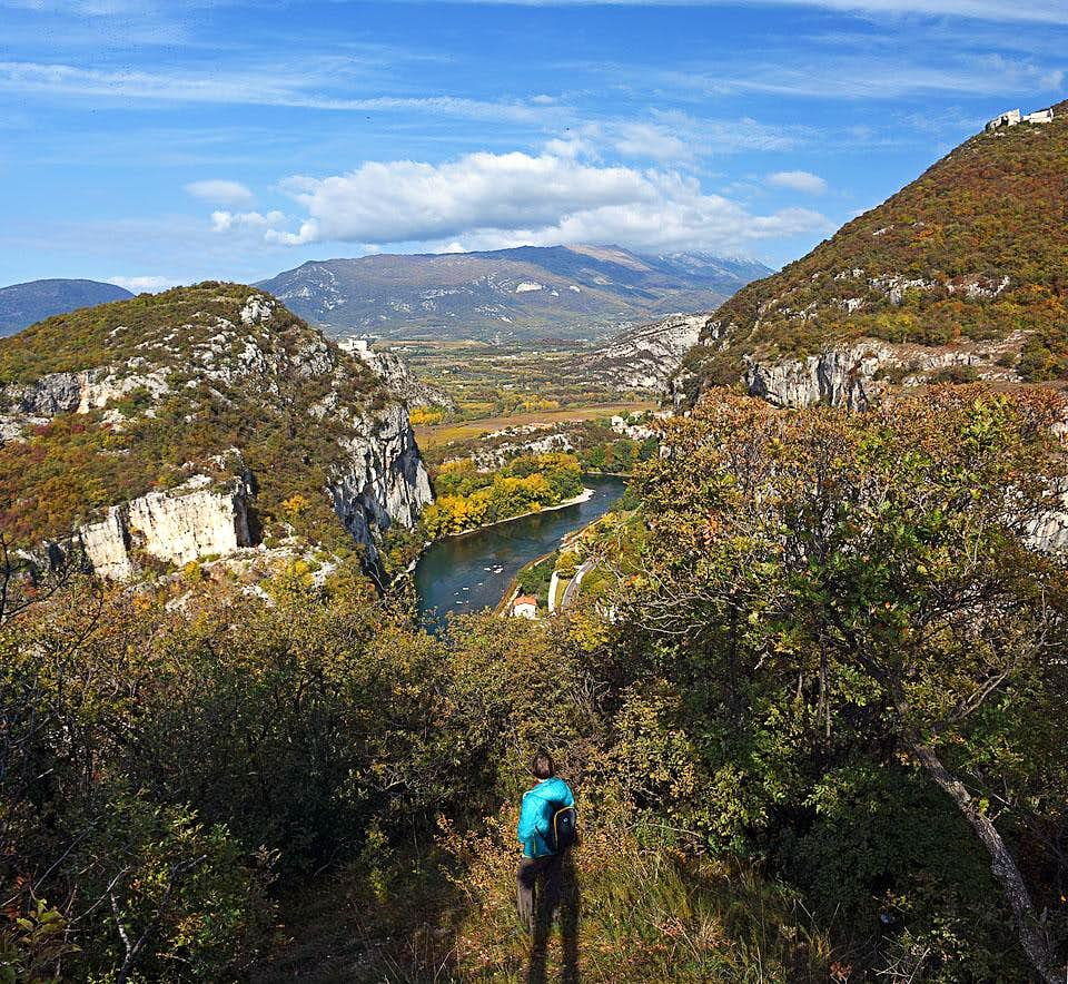 Adige canyon