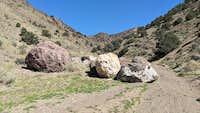 Canyon Boulders
