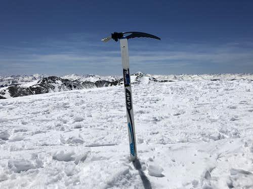James Peak Climb 27/4/2018