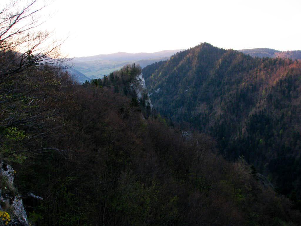Sokolica from Czertezik