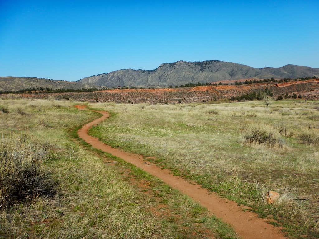 Valley Loop Trail.