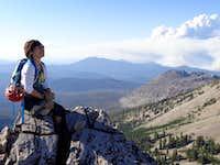 Summit of Eagle Peak