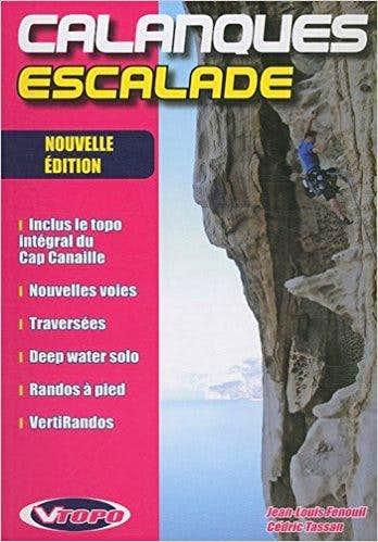 Calanques Escalade guidebook