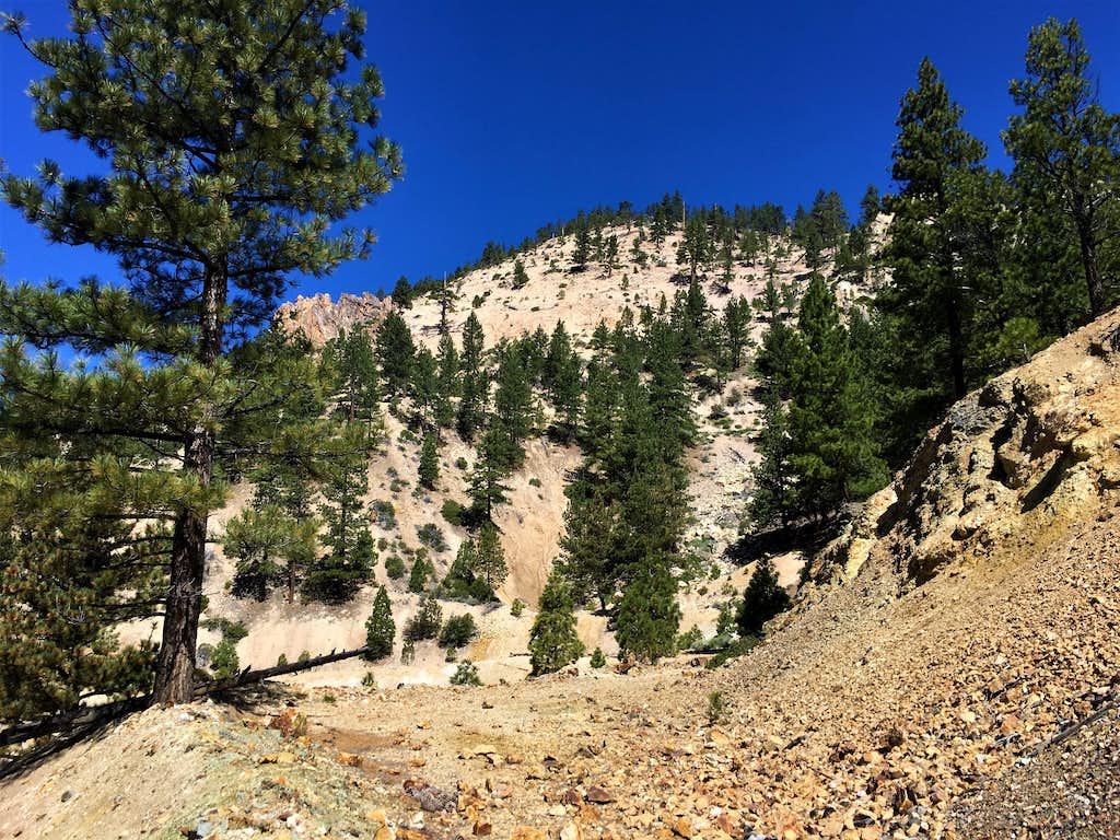 Colorado Hill 7,482'