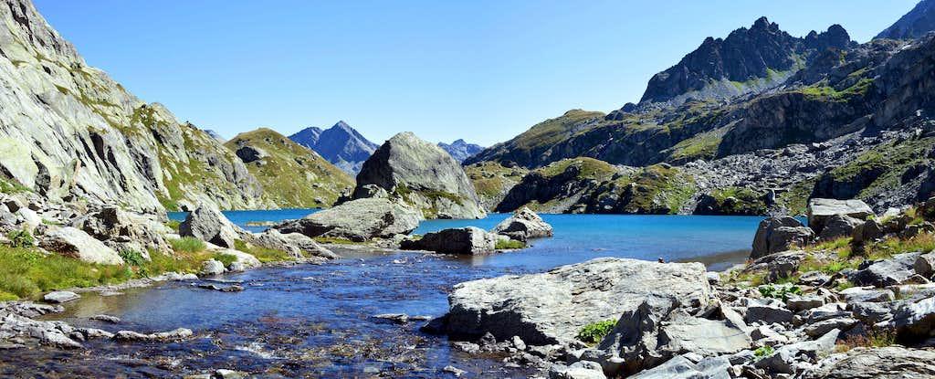 Bella Comba Lake