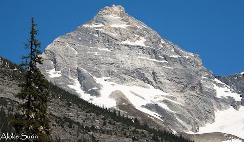 Mt Sir Donald, 3284m