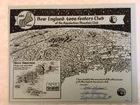 New England 4000 Foot Club
