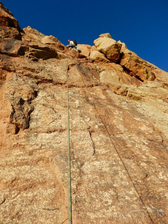 Duncan's Ridge Climbing
