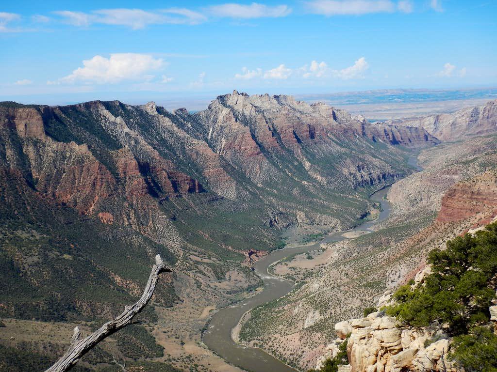 South Split Mountain