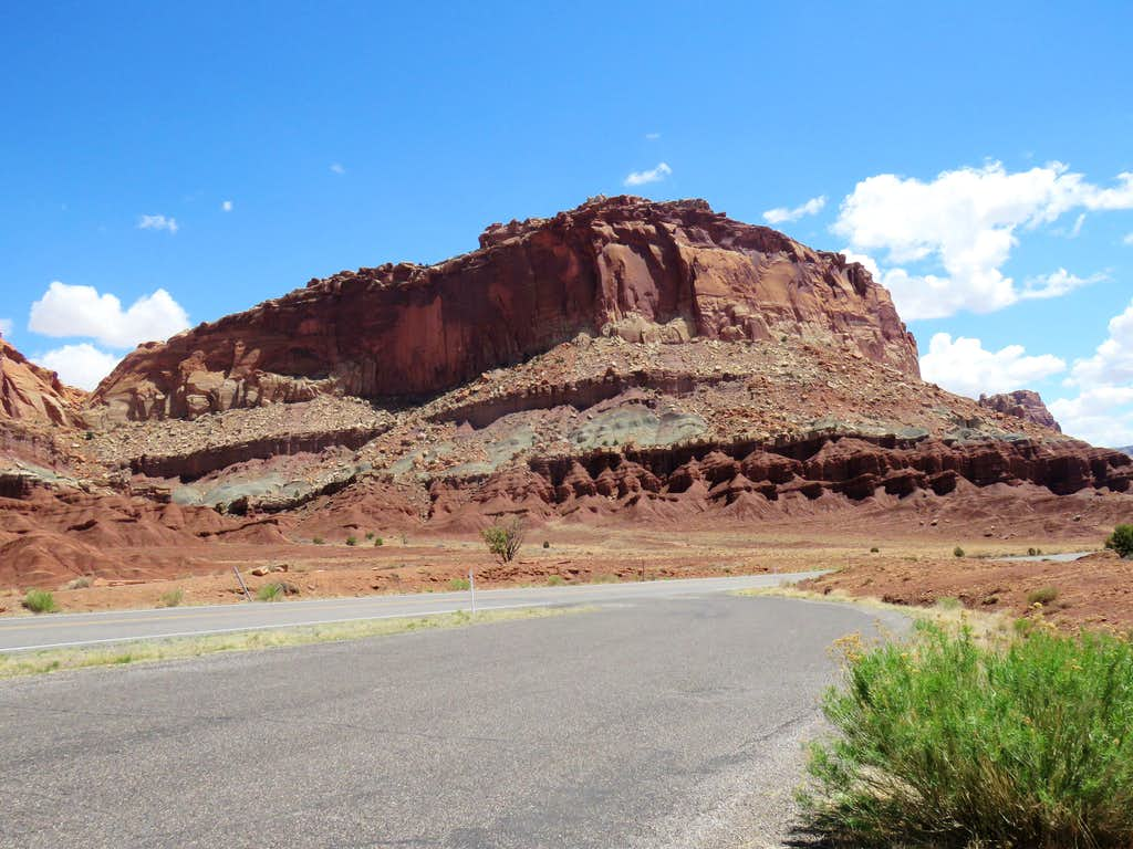 Navajo Knobs from Route 24