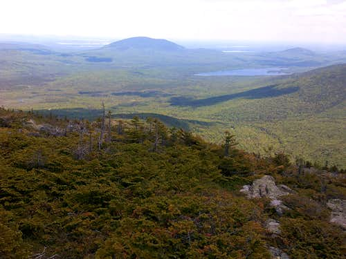 White Cap Mountain