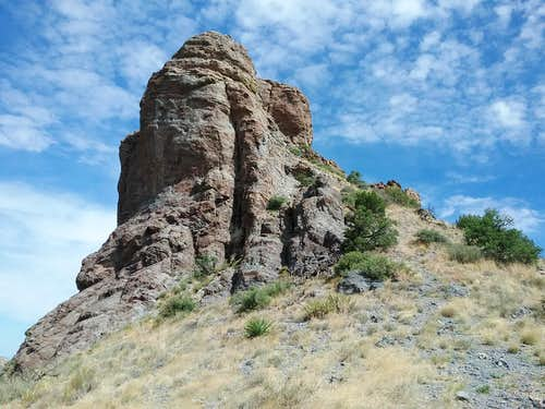 Spring Canyon State Park, NM