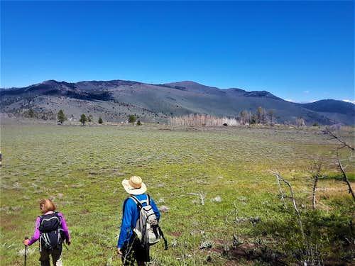South Monitor Pass Peak – Peak 8930