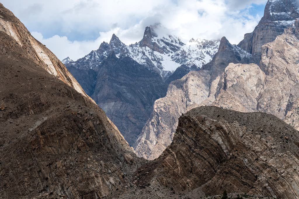 Karakoram in korofong