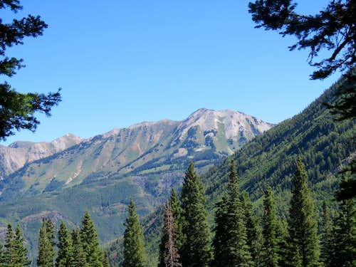 Mount Daly, Marble, Colorado