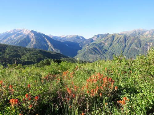 Treasure Mountain, 12ers and The Raggeds