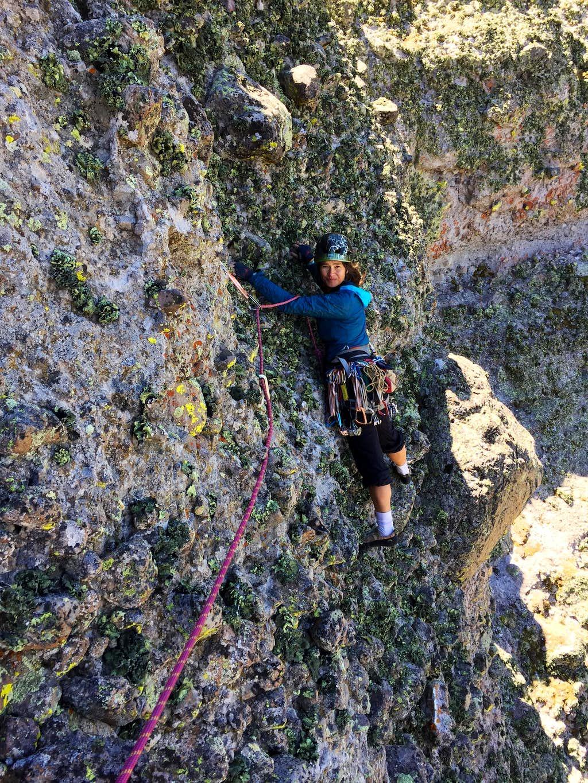 The Lichen Traverse