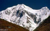 Annapurna III (7555m)