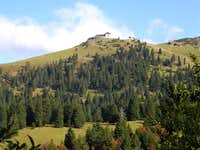 South slopes of Krvavec