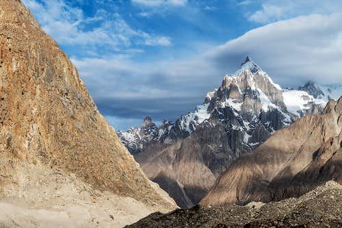 Paiyu peak