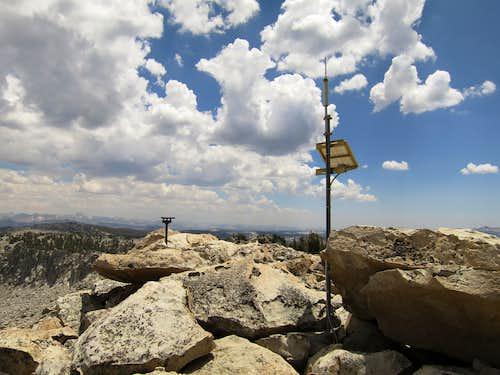 Summit antennae