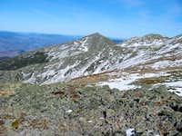 Mount Madison From Nowell Ridge