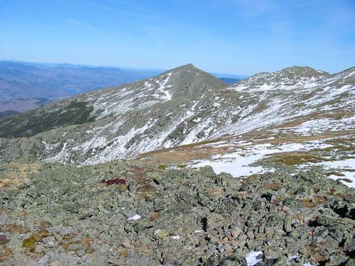Mount Madison From Nowell Ridge