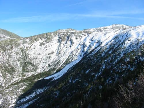King Ravine from Crag Camp