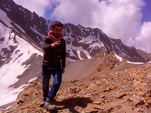 Chitralian Zubair - Mountaineering