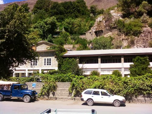 PTDC Motel Chitral City