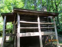 Jones Mt Cabin