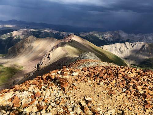 Leahy Peak
