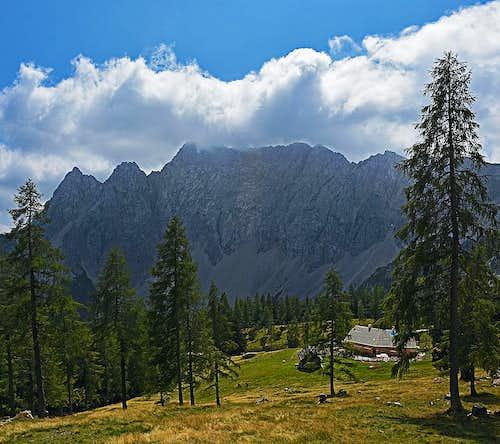 Ogrisalm / Ogrizova planina