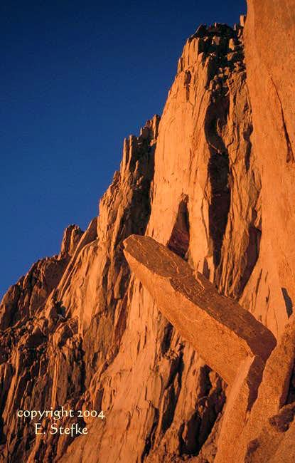 Mt. Whitney - 'Hairline'