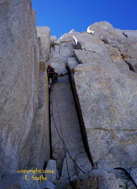 Mt. Whitney - 'Hairline' -...