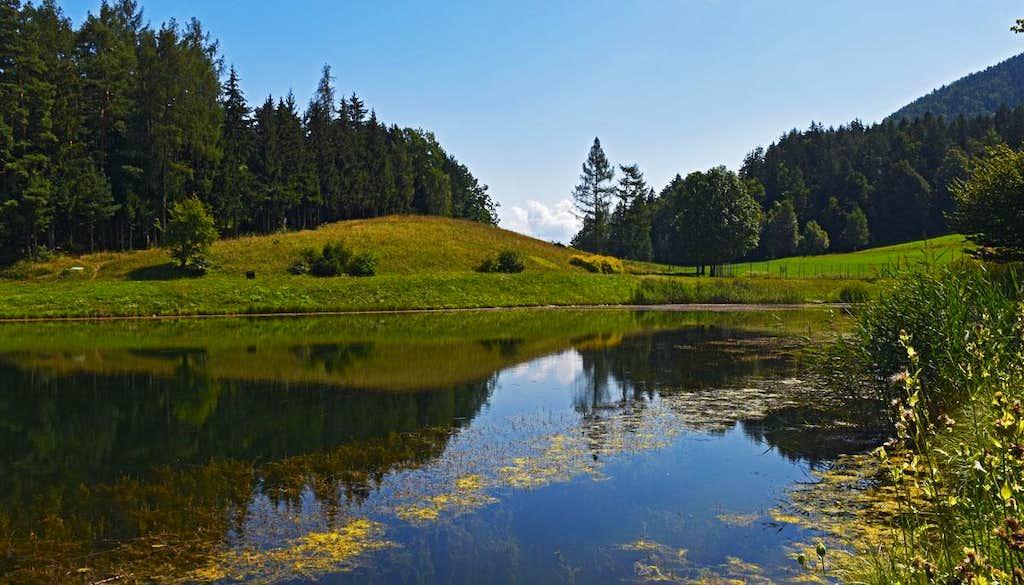 Ivarcko jezero